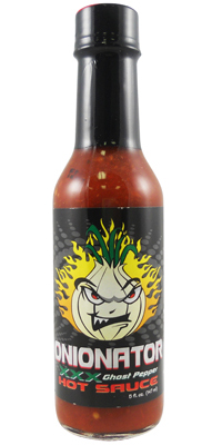 Tahiti Joe's Onionator XXX Ghost Pepper