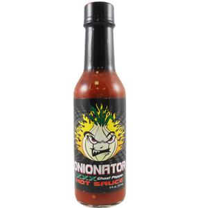 Tahiti Joe's Onionator XXX Ghost Pepper