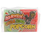 Ass Kickin' Chili Lime Microwave Popcorn