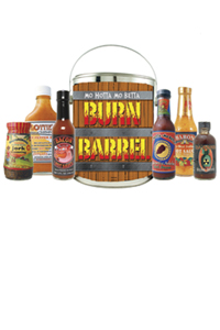 Burn Barrel Gift Bucket
