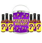 Mystery Hot Sauce Gift Bucket