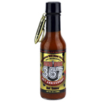 Mad Dog 357 Hot Sauce Gold Collector's Edition