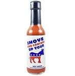Shove Gun Control Up Your ASS Hot Sauce
