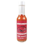 Arkansas Razorbacks Hot Sauce