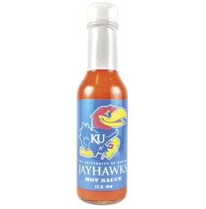 Kansas Jayhawks Hot Sauce