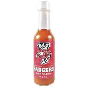 University of Wisconsin Badgers Hot Sauce
