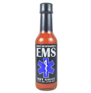 First Responder's EMS Hot Sauce