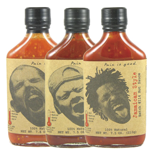 Pain Is Good Hot Sauce Bundle