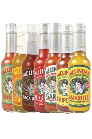Melinda's Hot Sauce Bundle