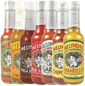 Melinda's Hot Sauce Bundle