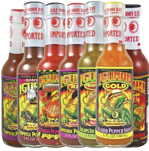 Iguana Hot Sauce Bundle