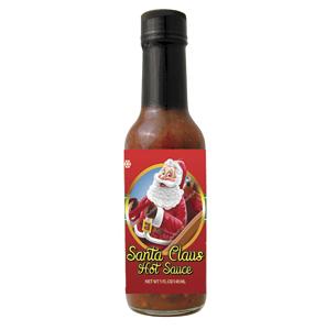 Santa Claus Hot Sauce