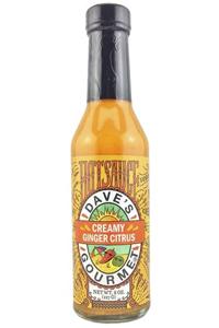 Dave's Gourmet Creamy Ginger Citrus Hot Sauce