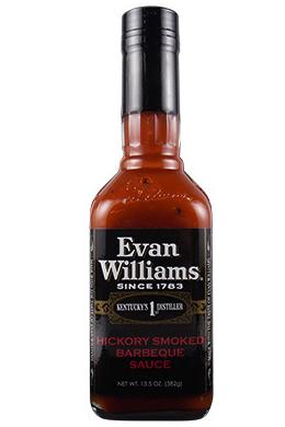 Evan Williams Spicy Apple Grilling Sauce