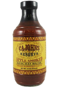 Cajohn Apple Smoked Spiced Rum Ancho Barbeque Sacue