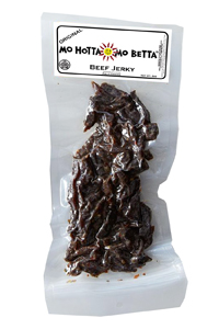 Mo Hotta Mo Betta Original Beef Jerky
