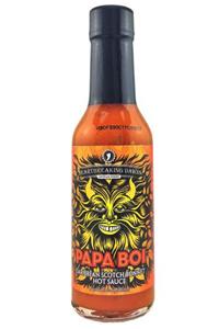 Heartbreaking Dawn's Papa Boi Caribbean Scotch Bonnet Sauce