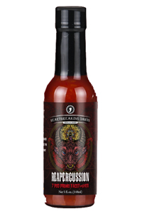 Heartbreaking Dawns Reapercussion Hot Sauce
