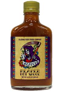 Cajohns La Segadora Reaper Hot Sauce