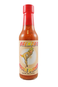 Brenda's Bootie Burner Hot Sauce