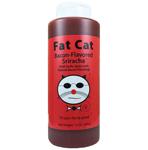 Fat Cat Bacon Flavored Sriracha Sauce