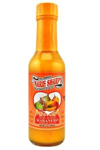 Marie Sharp's Pure Mango Habanero Pepper Sauce