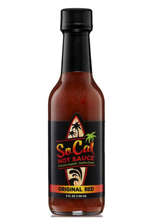 SoCal Original Red Hot Sauce