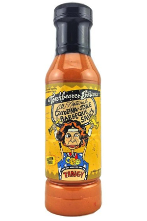 Torchbearer Carolina-Style BBQ Sauce