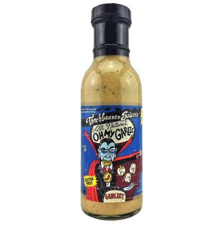 Torchbearer Oh My Garlic! Sauce