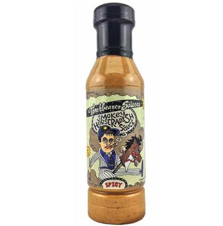 Torchbearer Smokey Horseradish Sauce