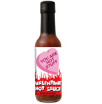 Hot Stuff Valentine's Day Hot Sauce