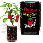 Challenge Ghost Chili Magic Plant