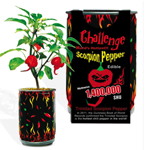 Challenge Scorpion Pepper Magic Plant