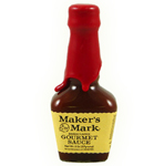 Maker's Mark Mini Gourmet Sauce