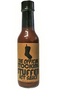 The Official Stocking Stuffer Hot Sauce