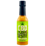 Cajohns Burning Desire CBD Hot Sauce