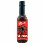 Cajohns Black Garlic Ghost Hot Sauce