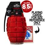 Sergeant Major HUGE Grenade Hot Sauce