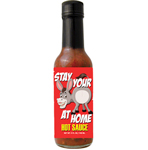 Stay Your A@$!$^# At Home Hot Sauce