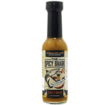Spicy Shark Caribbean Reef Shark Scotch Bonnet Hot Sauce