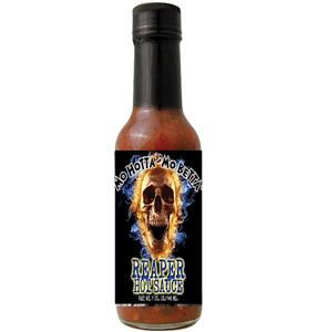 Mo Hotta Mo Betta Reaper Hot Sauce