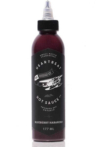 Heartbeat Blueberry Habanero Hot Sauce