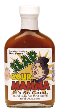 Slap Your Mamma Hot Sauce