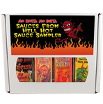 Hot Sauces From Hell Four Pack