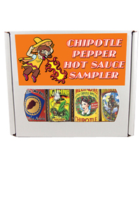 Chipotle Four Pack Gift Set