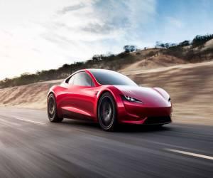 النسخة المتقدمة من سيارة Tesla Roadster يمكن أن تكون أسرع