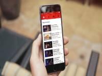 اليوتيوب تعمل على حل مشكلة إستنزاف البطارية على أجهزة iOS
