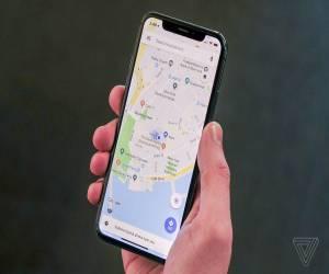 تطبيق Google Maps لمنصة iOS يحصل على تحديث جديد لدعم الها...