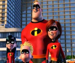 شاهد العرض التشويقي الأول لفيلم Incredibles 2
