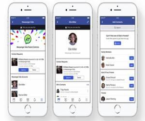 إطلاق تطبيق فيس بوك ماسنجر للأطفال Messenger Kids لأجهزة ...